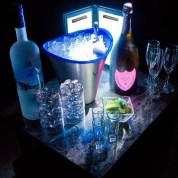 Bottle Service at Resolution