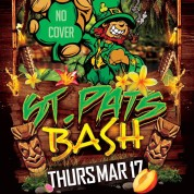 St. Pats Bash Coconut Joe's