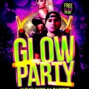 Glow Party with MIMO