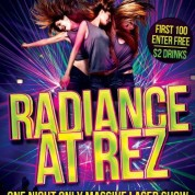 Radiance at Rez