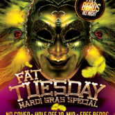 Fat Tuesday Party!